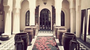 Exceptionnel riad, double patio, piscine, hammam spa, magnifiques volumes, avec accès direct en voiture