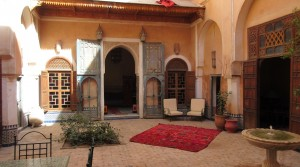 Beautiful riad with exceptional douiria. authenticity guaranteed