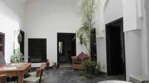 For second home or small guest house, charming riad just minutes from the place