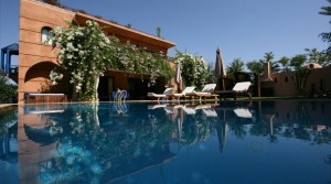 Magnificent villa with 5 bedrooms, swimming pool, hammam, jacuzzi, central heating, close to the golf Amelkis and Royal