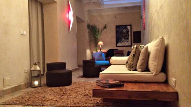 Riad dans la médina d'Essaouira. Remarquables prestations, décoration raffinée, 5 belles chambres, à quelques minutes de l'esplanade
