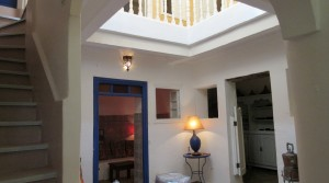 Charming riad of 4 bedrooms and nice terrace in the medina of Essaouira