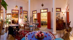 Beautiful, atypical riad on the ramparts with stunning ocean views