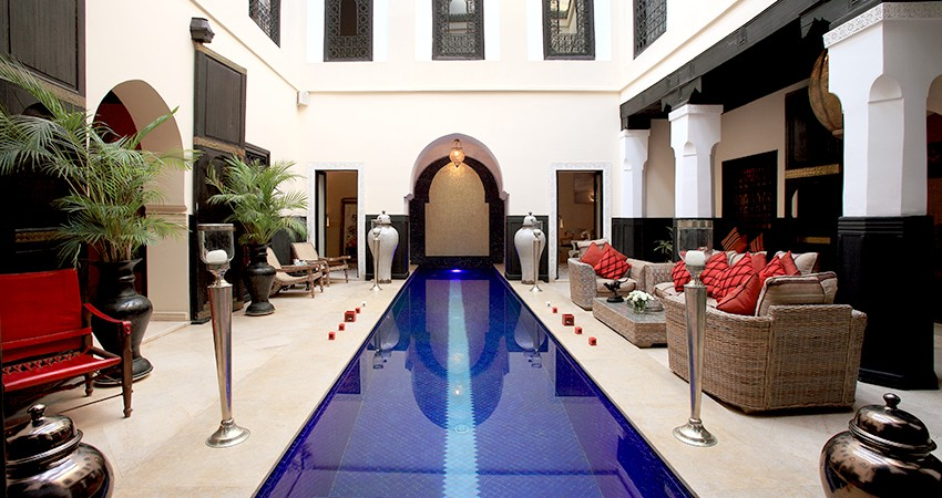 Riad renovated For Sale – vrr882
