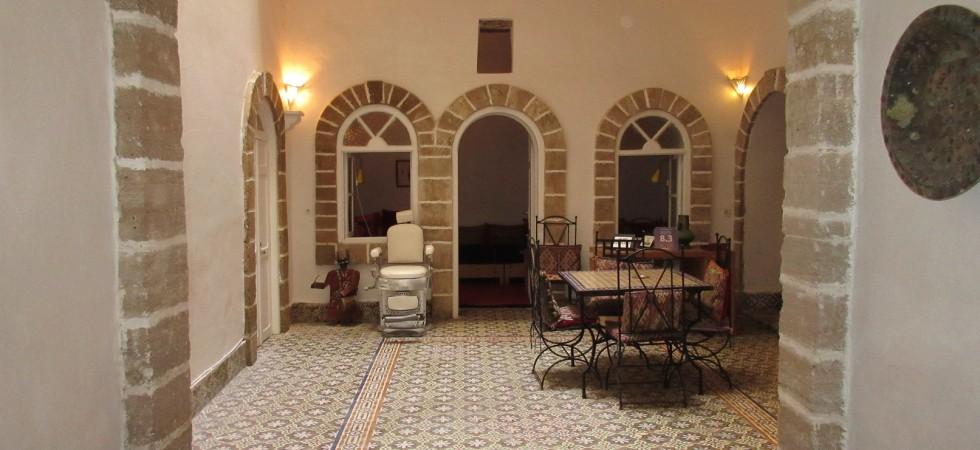 Riad de 5 chambres dans la médina d'Essaouira. emplacement parfait, vue imprenable sur l'océan