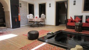Charming riad close to the Jemaa El Fna. for second home dream, you can even bring a rental yield