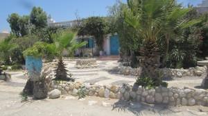 A 6 km d'Essaouira, villa d'artiste avec l'océan à perte de vue