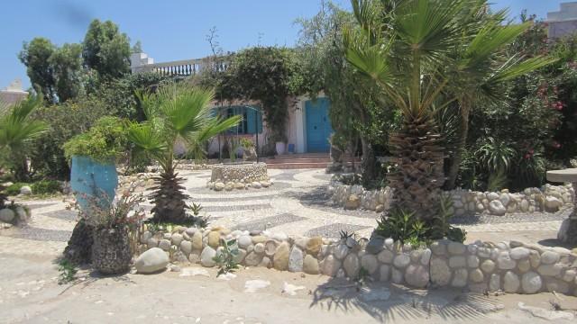 Située à 6 km d'Essaouira, villa d'artiste avec l'océan en ligne de mire