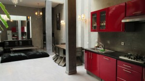 Beautiful little riad in the loft style, 2 bedrooms, excellent neighborhood and perfect car access