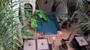 Very beautiful riad with 7 bedrooms, pool, large accommodation capacity with perfect car access