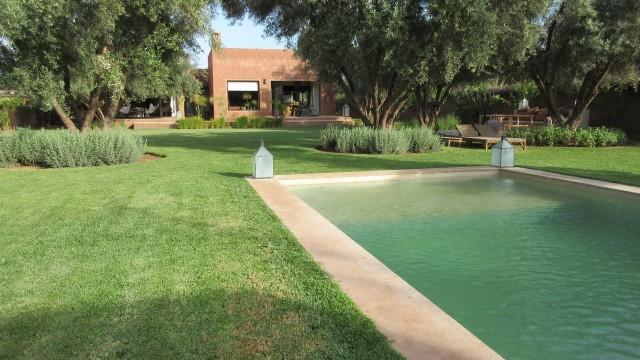 Somptueuse villa contemporaine de 4 chambres, piscine, au coeur de la campagne