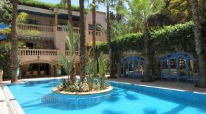Magnifique villa dans l'excellent quartier de l'hivernage