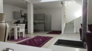 Small contemporary riad, to live comfortably in the medina or to unforgettable stays