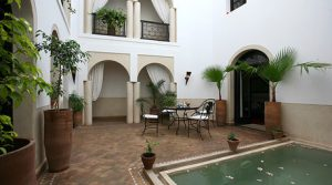 A small corner of zénitude, charming riad with pool