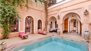 Sumptuous riad with heated pool in one of the best district of the medina