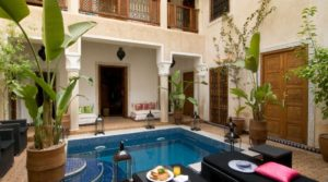Exceptional riad offering remarkable services