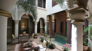 Perfect location, beautiful riad with very nice amenities