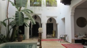 Authentic, beautiful riad located 8 minutes from Jamaâ El Fna Square