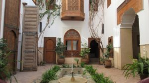 Authentic riad, its architecture and charm can not leave you indifferent