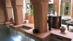 Authentic riad located between Jamaâ El Fna Square and Bahia Palace