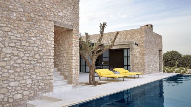 Somptueuse villa d'architectes à 15 km d'Essaouira. Un véritable havre de paix, une fois sur place, le temps s'arrête