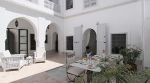 Splendid riad near the Museum of Marrakech