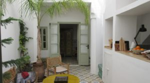 Beautiful little riad located 10 minutes from Jamaâ El Fna Square
