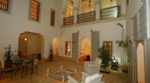 Beautiful authentic riad with pool and hammam