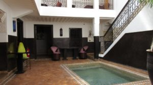 Charming riad located two minutes from Jemaa El Fna square