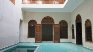 Splendid riad, pool, hammam and perfect car access