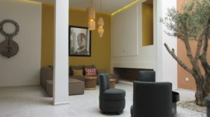 Contemporary riad, impeccable comfort, refined decoration, excellent district