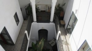 Charming riad, 4 bedrooms, excellent district
